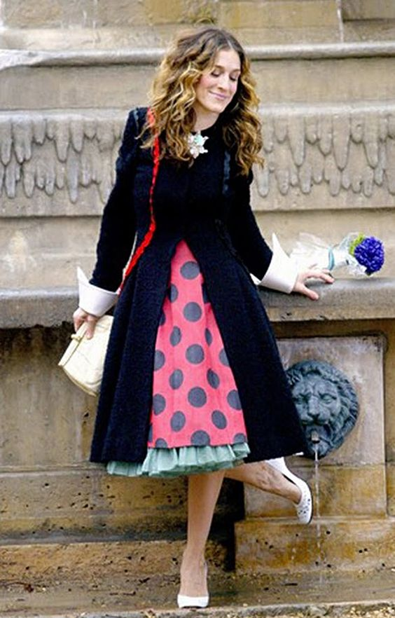 best carrie bradshaw looks according to alley girl 16