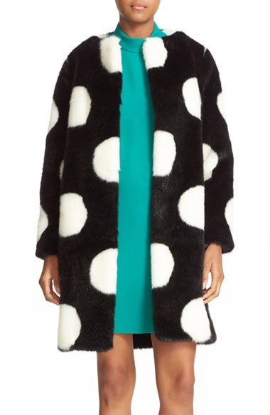 black-white-polka-dot-fur-coat-alley-girl