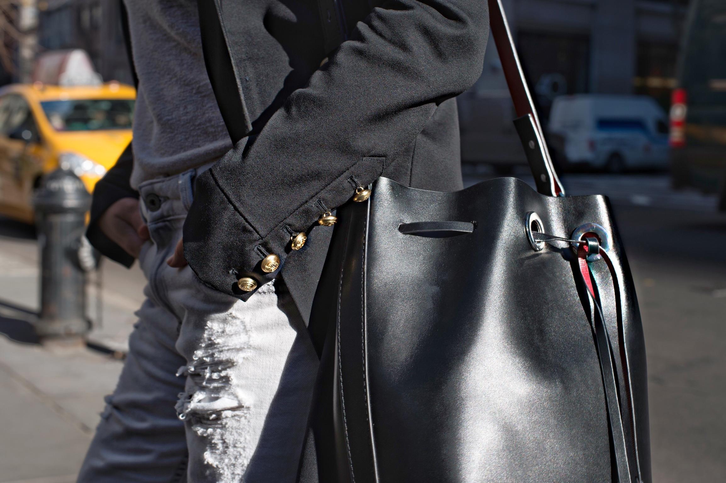 mansur-gavriel-bucket-bag-black-blazer