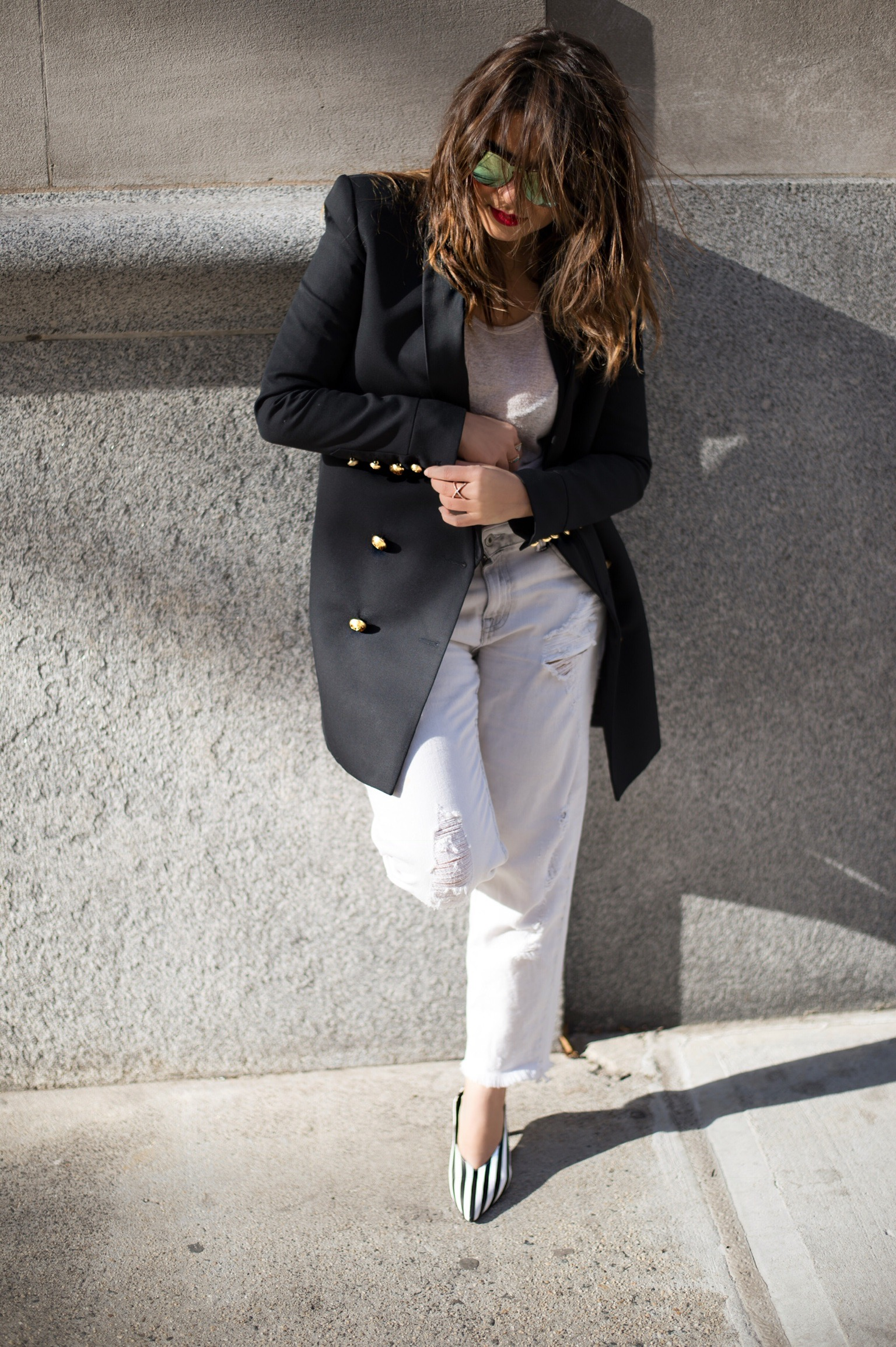 new-york-street-style-blazer-and-jean-looks