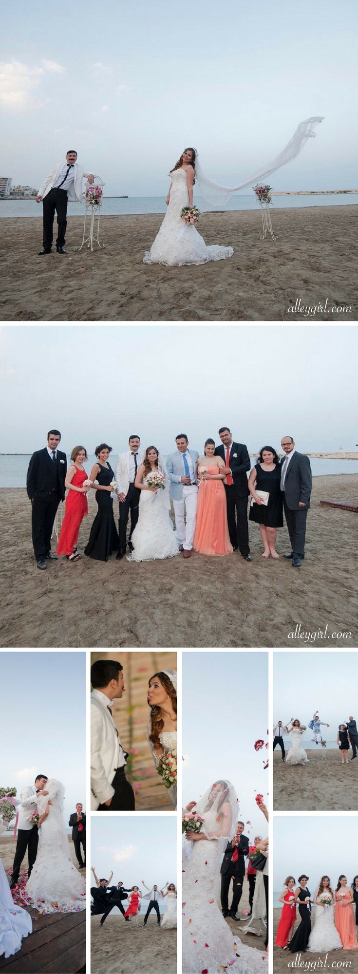 the-best-pinterest-style-beach-wedding-bridesmaid-and-best-men