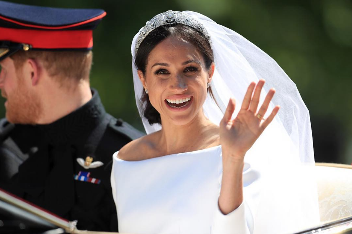 meghan markle wedding dress and photos - Comment on Meghan Markle Wedding Dress and Photos